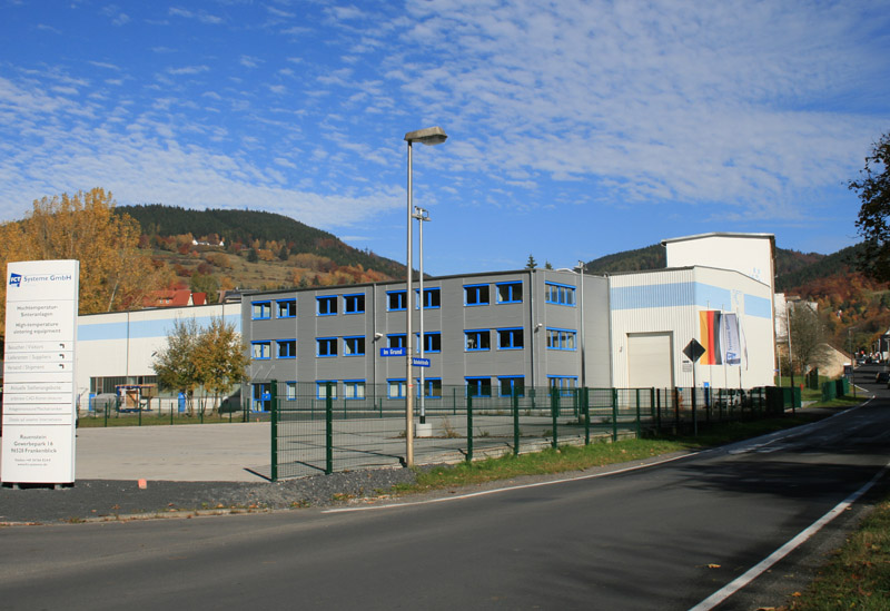 FCT Systeme GmbH, Gewerbepark 16, 96528 Frankenblick OT Rauenstein, View outside