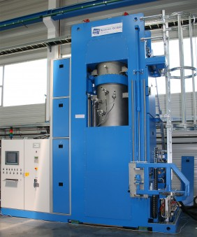 High Temperature Vacuum Hot Press