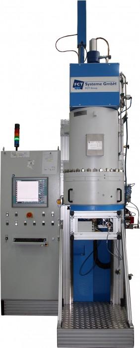 FCT Systeme GmbH - multi-purpose gas pressure frunace FP H 6/12.5