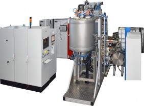 CVD systeme: chemical vapor deposition